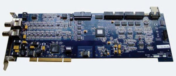 PAC 18-bit A/D, 1kHz - 3MHz PCI-2: The New AE Research Tool